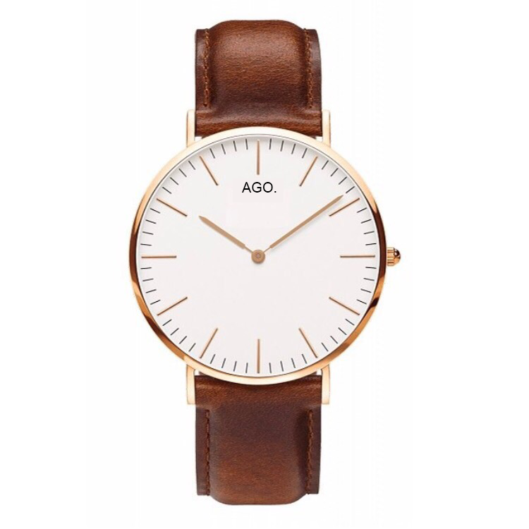 Men's Brown and Gold Watch £69.99