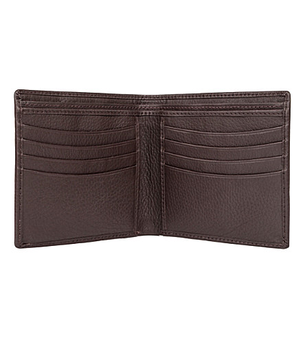 DENTS Leather Wallet