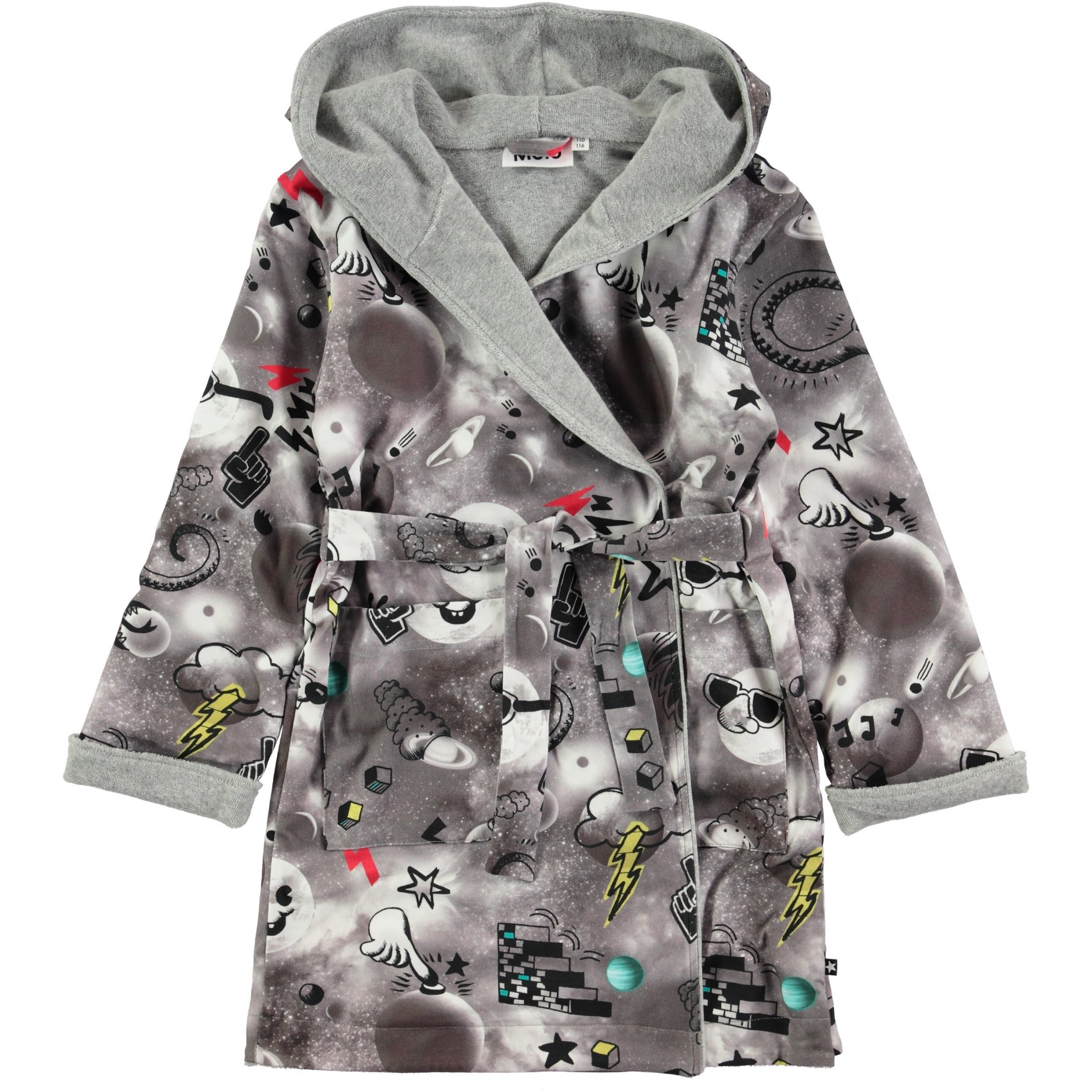 Comic Space Dressing Gown £97