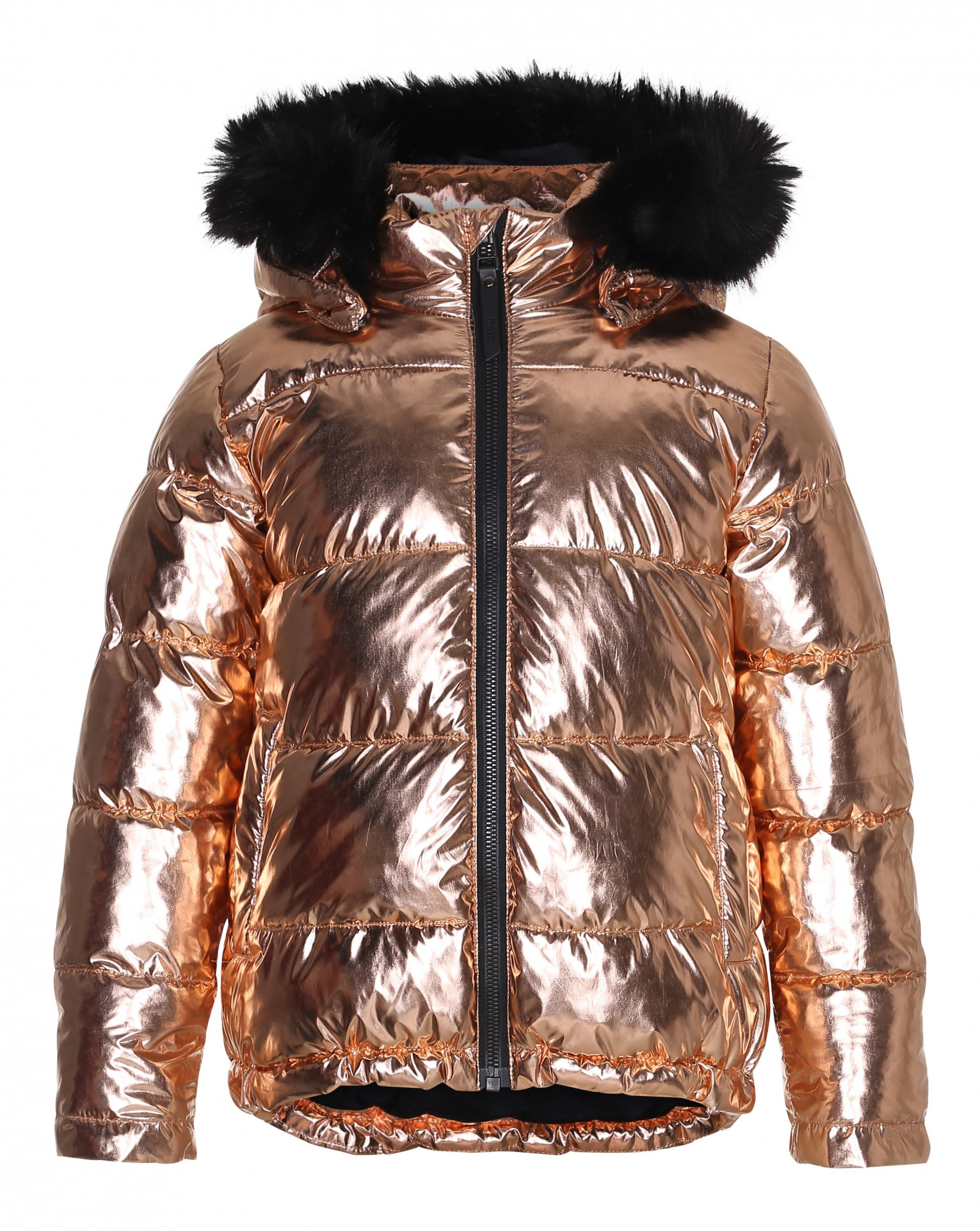Gold Metallic Coat - £147