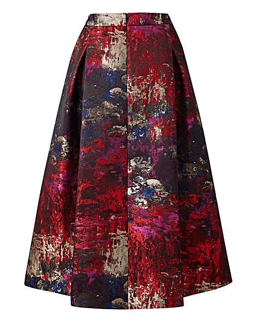 Joanna Hope Jacquard Skirt £47.50