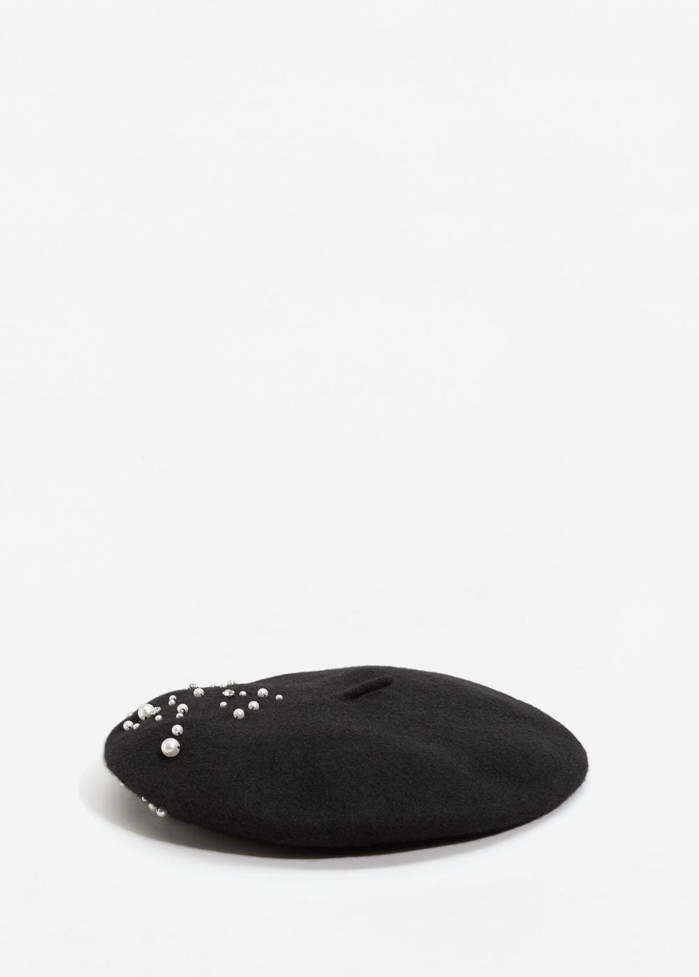 Pearls Wool beret £19.99