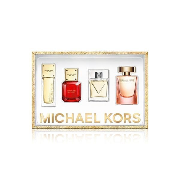 Michael Kors Mini Perfume Collection Giftset £27
