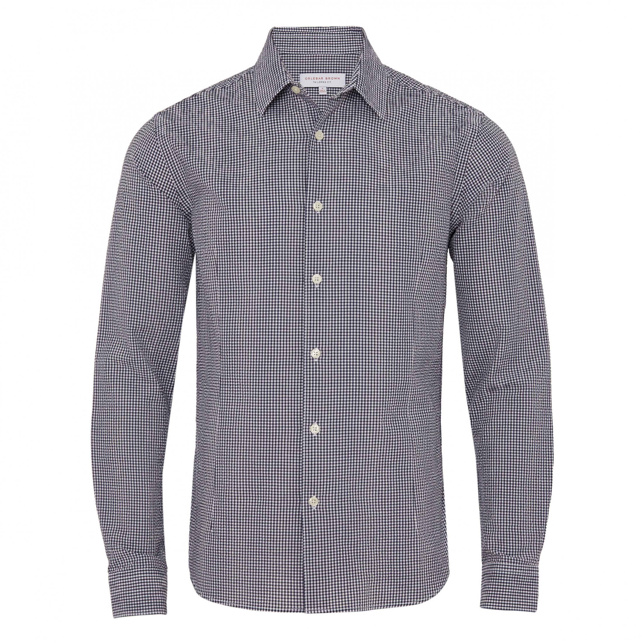 Tailored Fit Shirt - Orlebar Brown