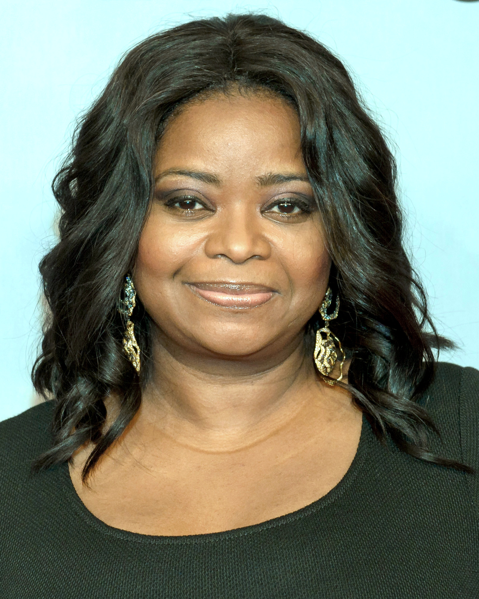 "American actress Octavia Spencer arrives on the red carpet for the global celebration of the film ""Hidden Figures"" at the SVA Theatre, Saturday, Dec. 10, 2016 in New York. The film is based on the book of the same title, by Margot Lee Shetterly, and chronicles the lives of Katherine Johnson, Dorothy Vaughan and Mary Jackson -- African-American women working at NASA as ""human computers,"" who were critical to the success of John Glenn's Friendship 7 mission in 1962. Photo Credit: (NASA/Bill Ingalls)"