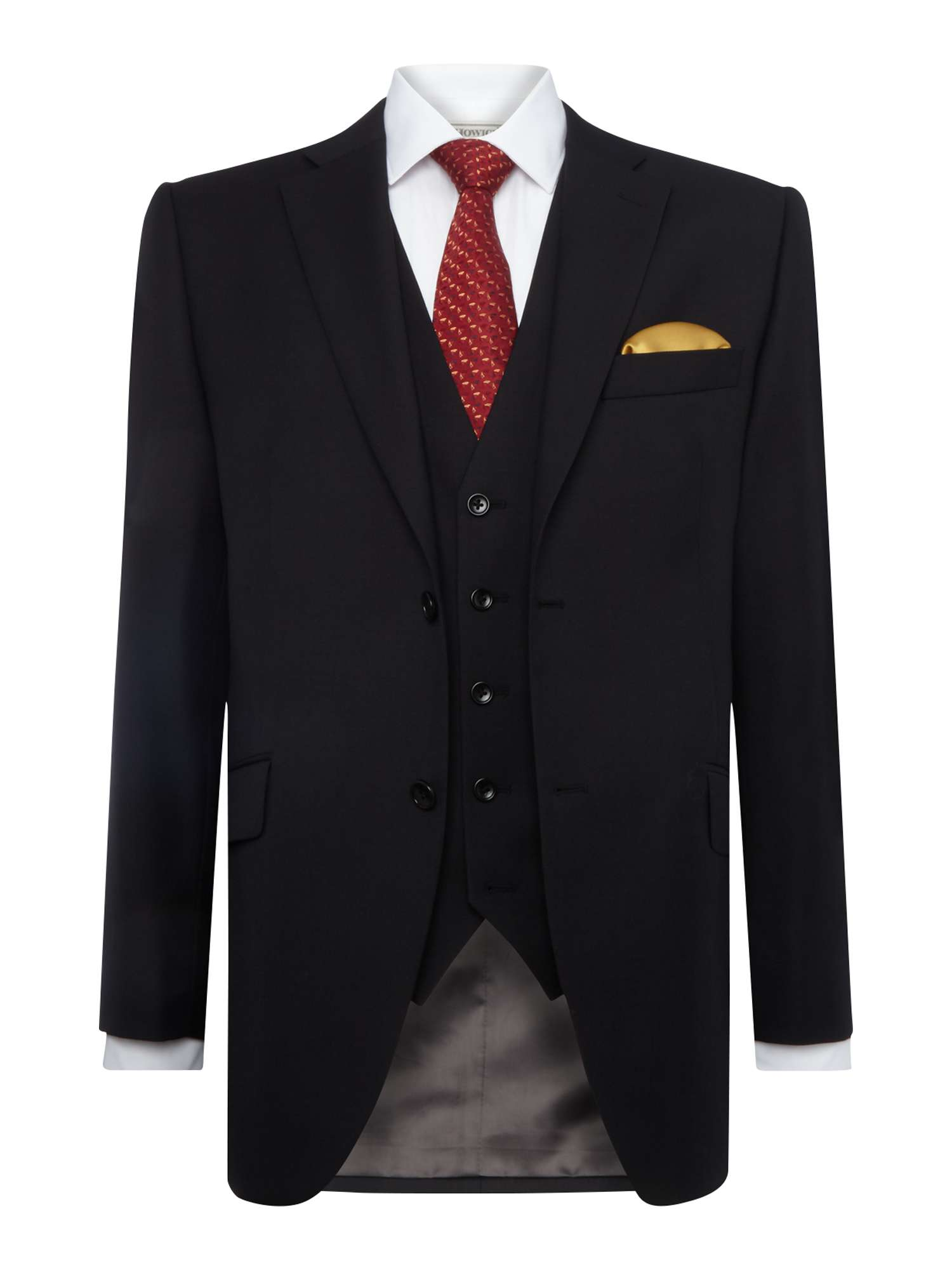 Howick Tailored Fenwick Twill Suit £145