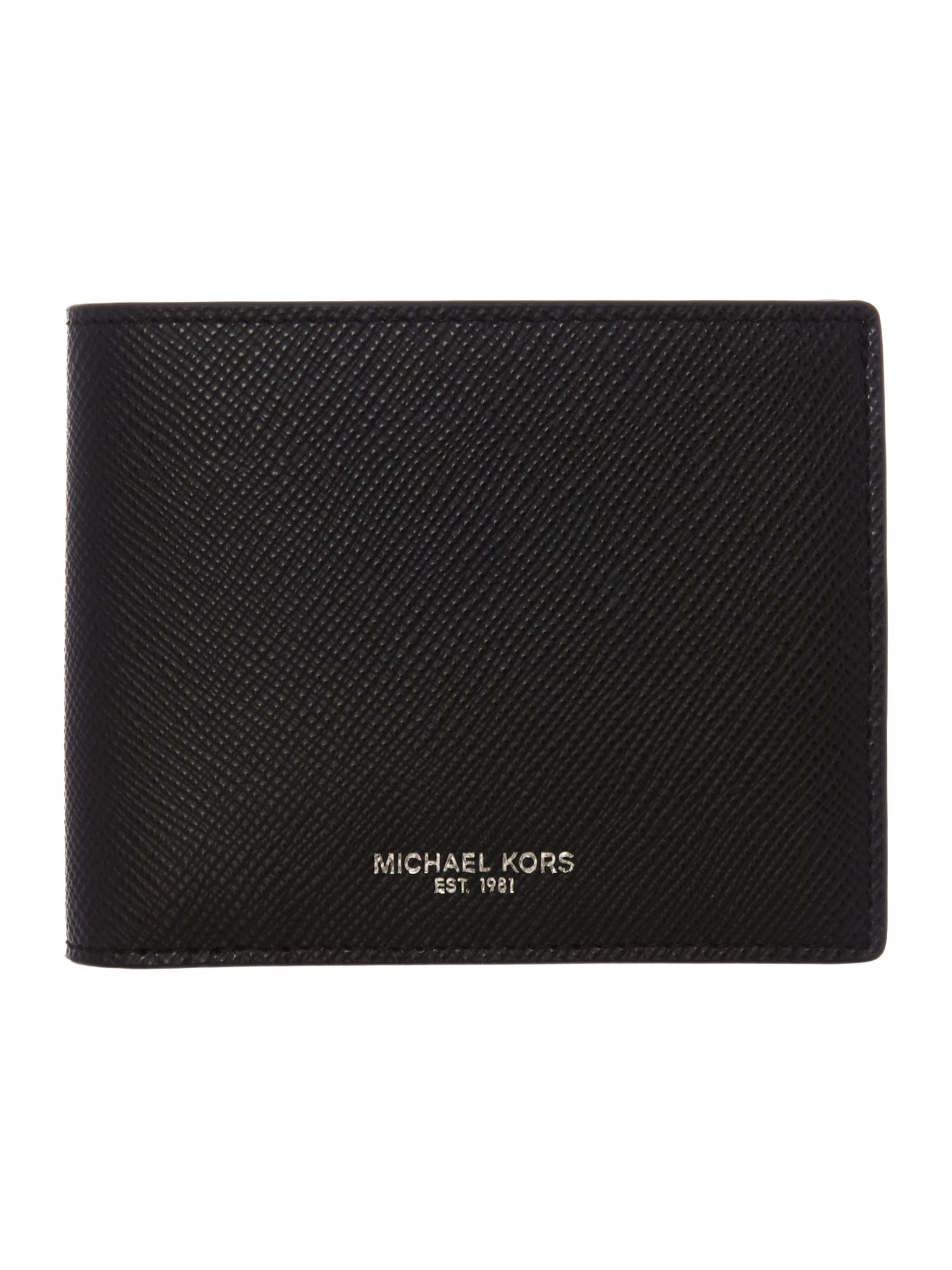 Michael Kors Billfold Crossgrain Leather Wallet £72