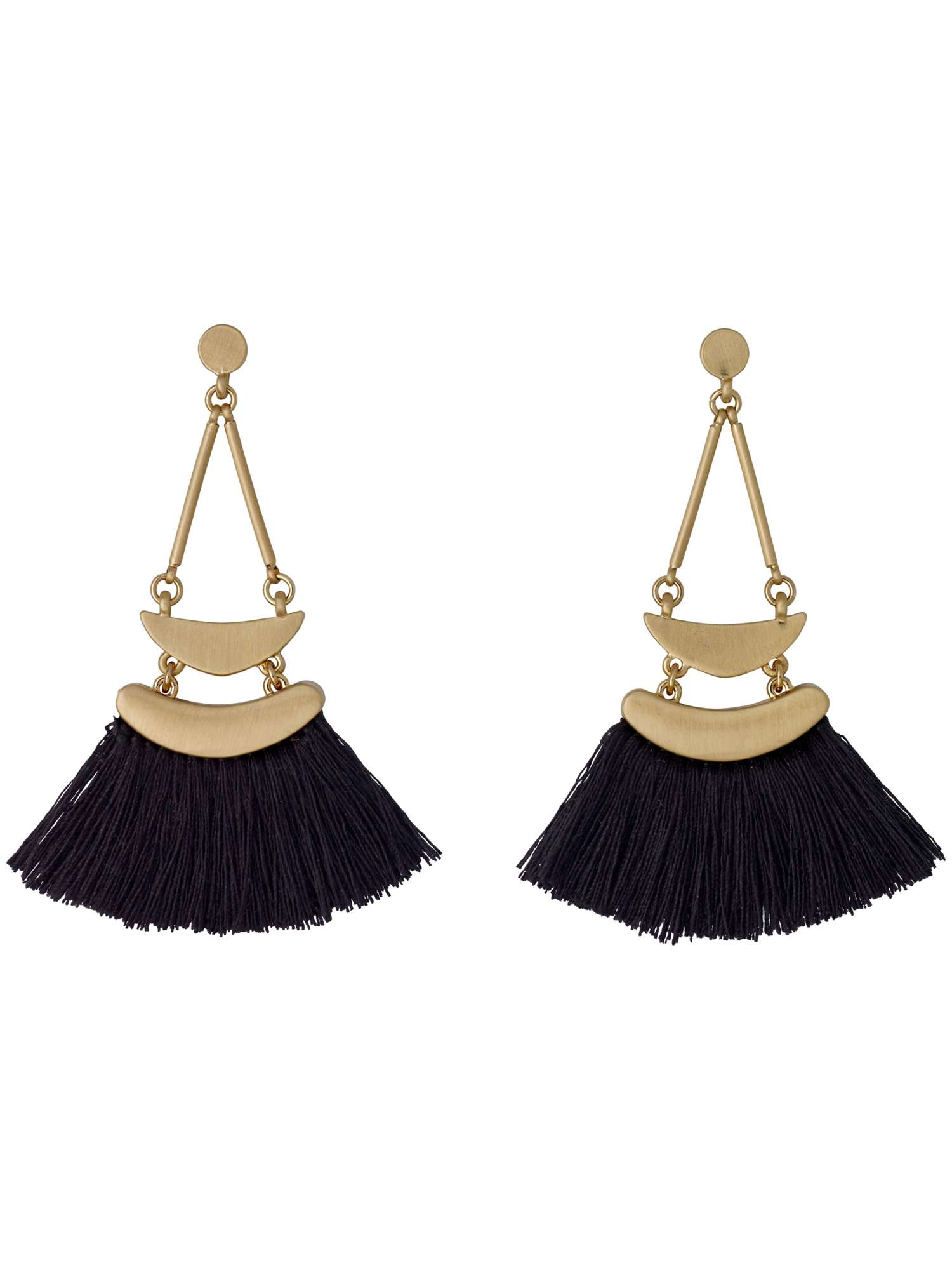 Pilgrim Beautiful Statement Dangle Earrings £31.99