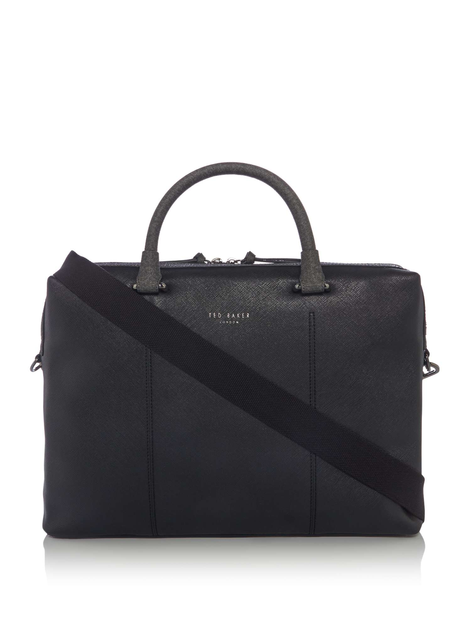 Ted Baker Pounce Crossgrain Document Bag £119.20
