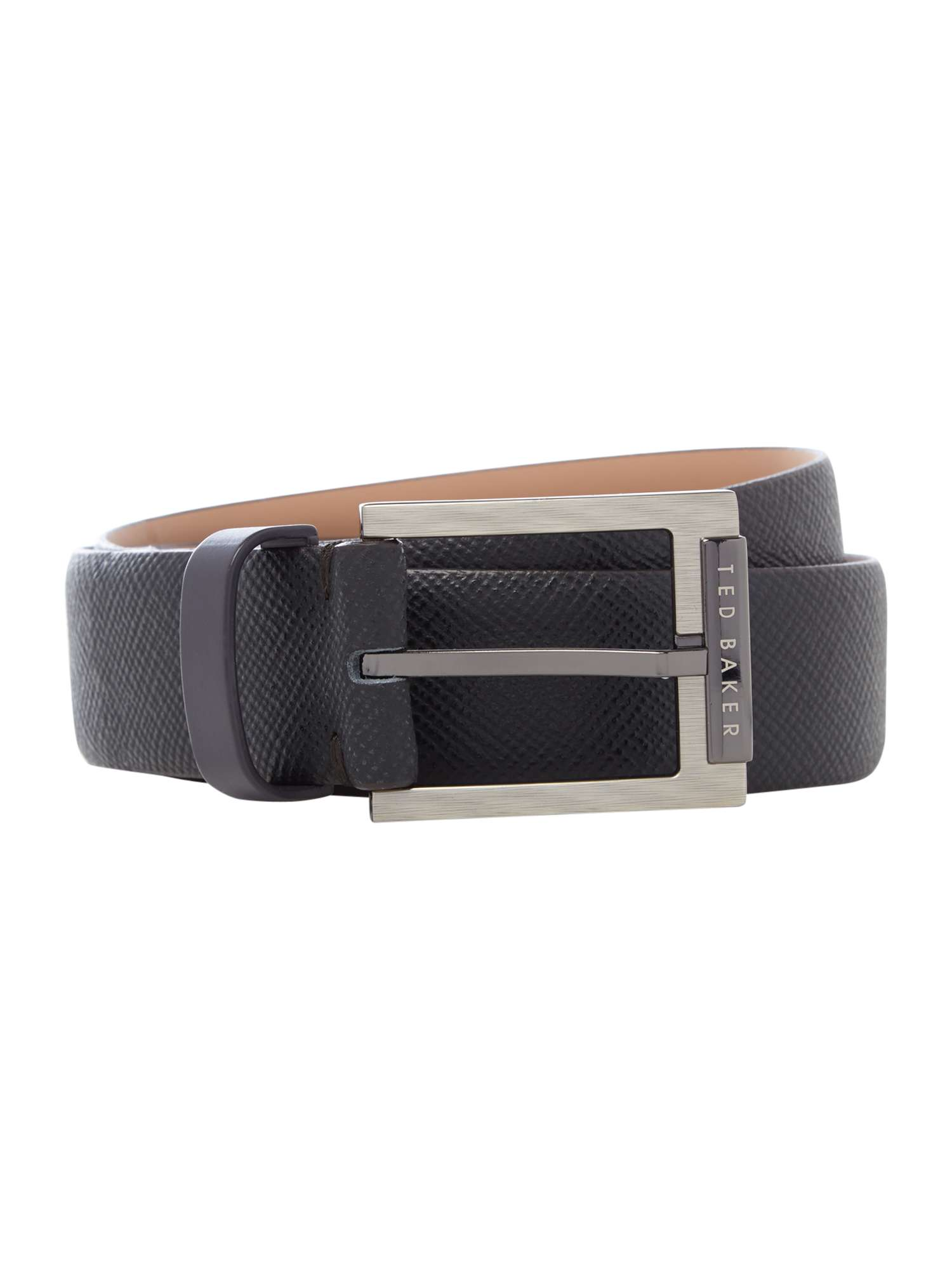 Ted Baker Parmer Textured Grain Belt £41.25