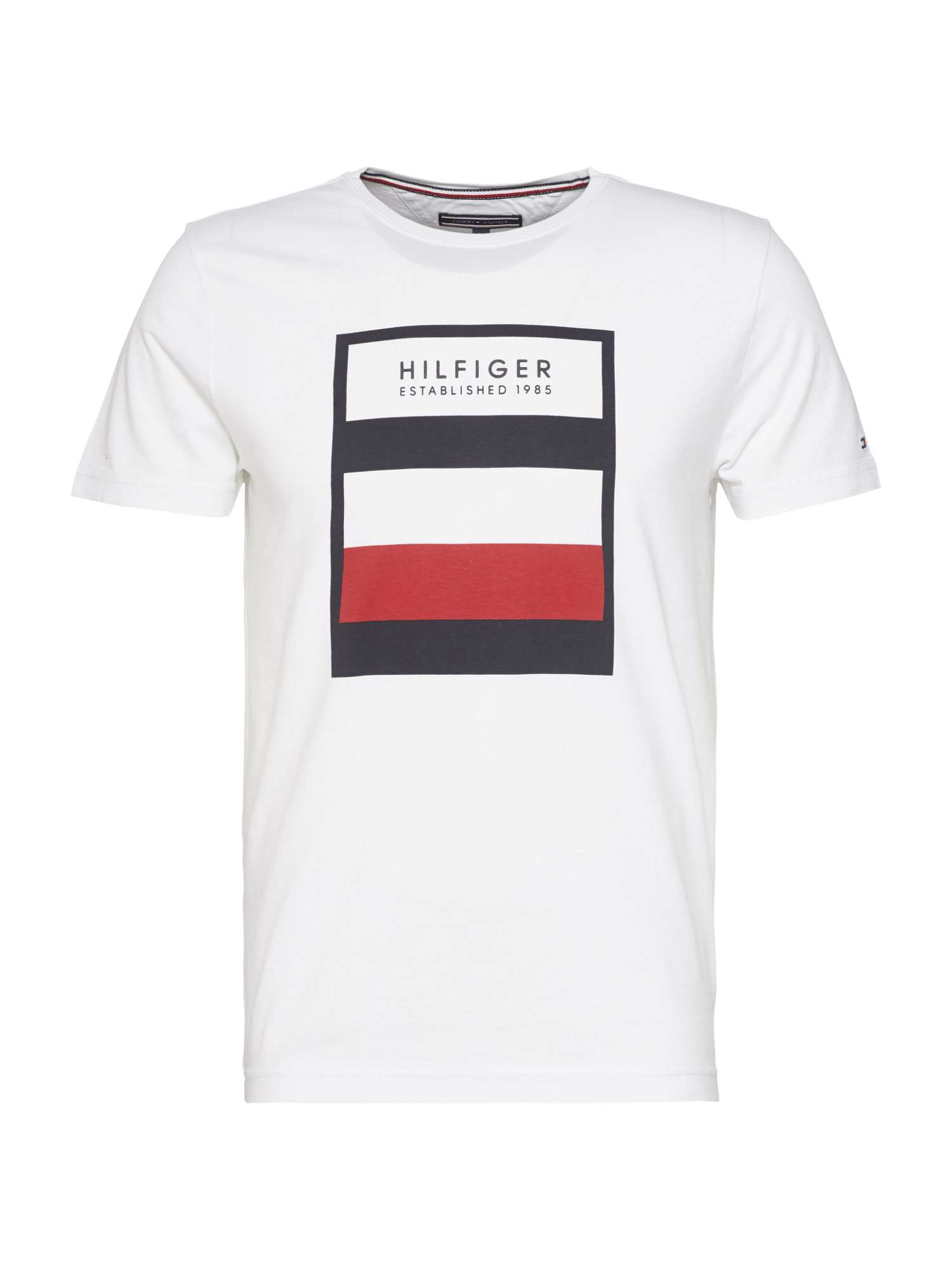 Tommy Hillfiger Norman Logo T Shirt £36