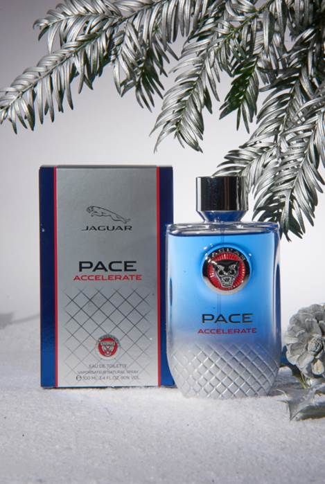 Jaguar Pace Accelerate Fragrance £44