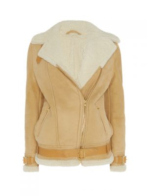 Lambskin Aviator Jacket By Dlux