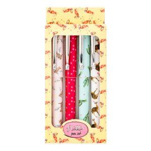 Flutter Pen Set £4