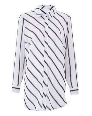 Multi stripe Printed Shirt £18