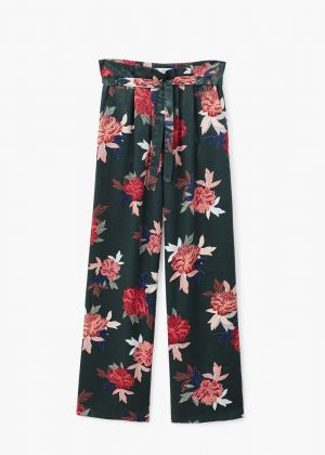 Floral Print Trousers £49.99