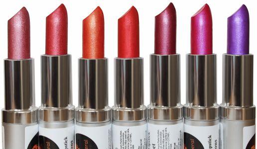 Mo Mineral Lipsticks