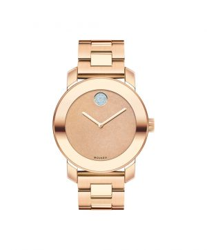 Movado Rose Gold Watch