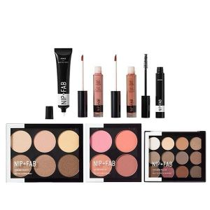 Nip+Fab Triple Impact Makeup Kit £35