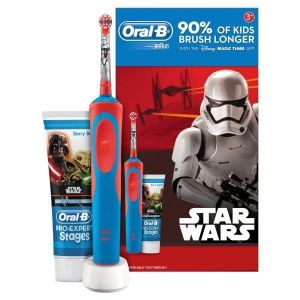 Oral B Star Wars Electric Toothbrush & Toothpaste Gift set £18.48