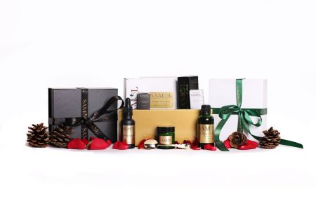 Samol Hair and Skin Christmas Gift Set