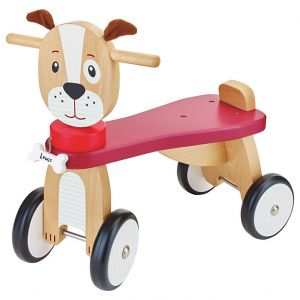 Wooden Ride-On Dog £45