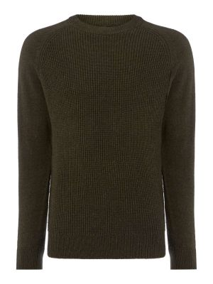 Criminal Murray Chunky Rib Jumper £28