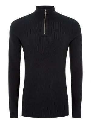 Selected Homme Tall Navy Knitted Top £36