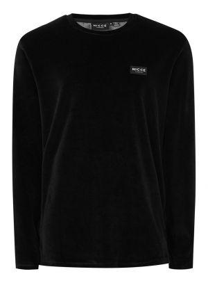 NICCE Black Velour Jumper £28