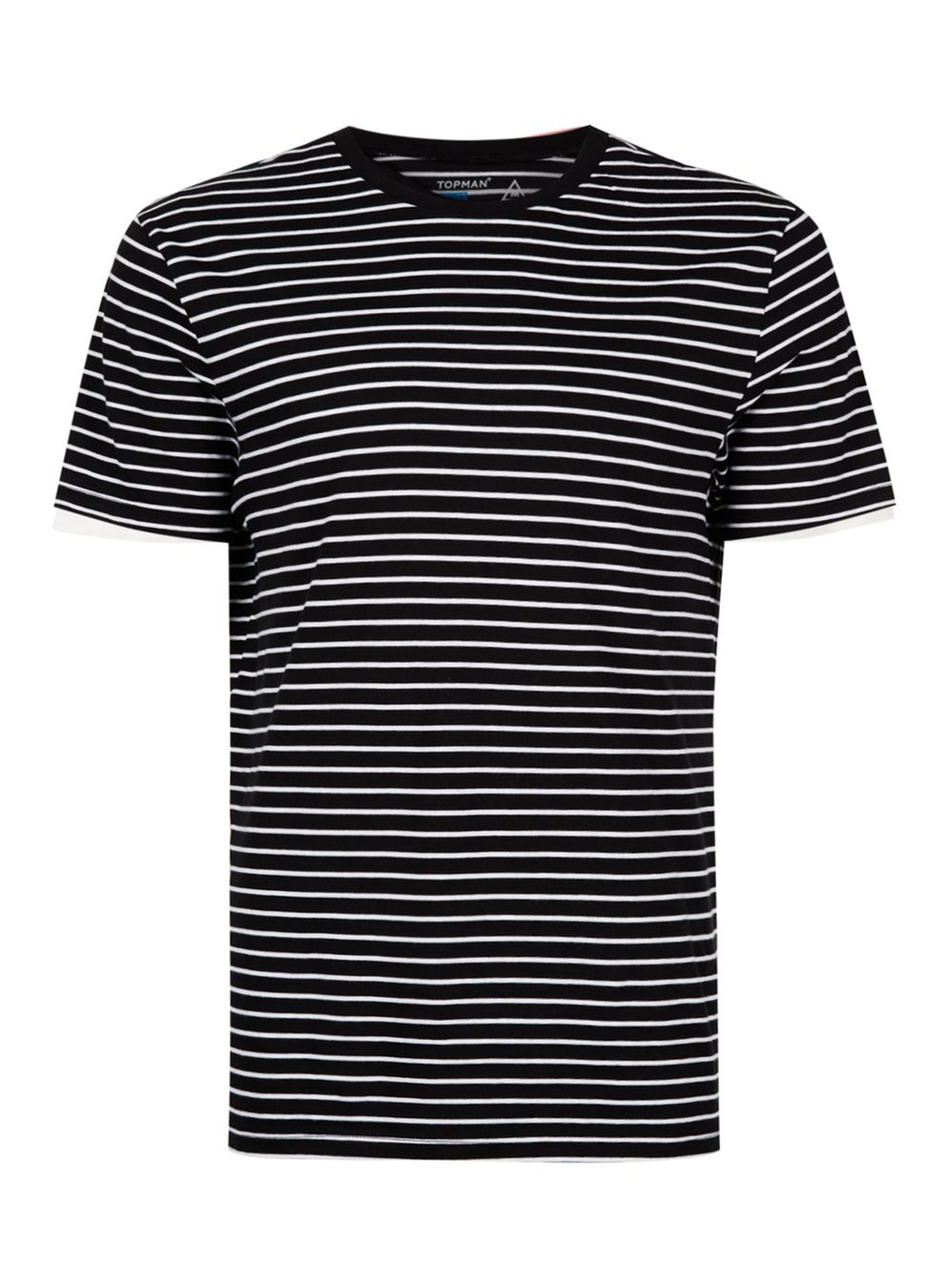 Black and White Stripe T-Shirt £5