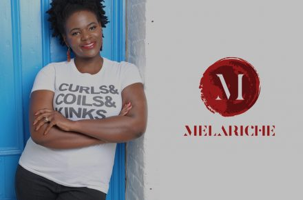 Pictured the owner of Melarichie
