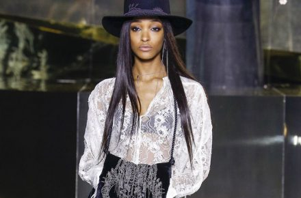 Jourdan Dunn @ NYFS for HM