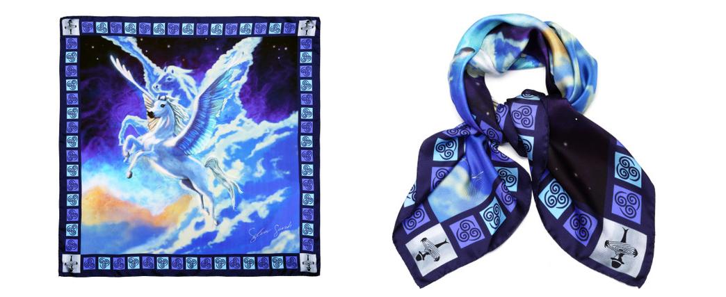 Pegasus Silk Twill £135