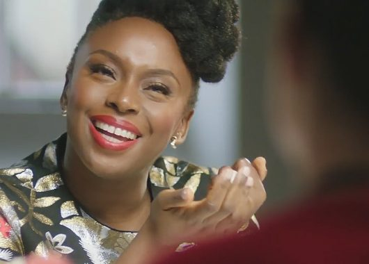 Chimamanda Adichie @ No7 Roundtable Debate