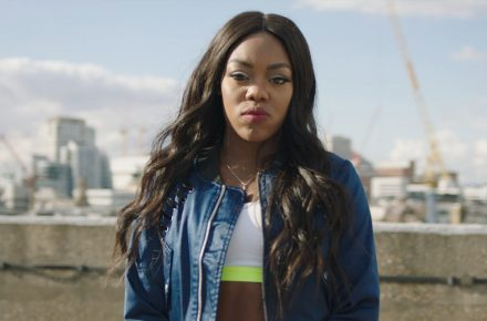 Blood Donors - Lady Leshurr helps MOBO and NHS promote new initiative to help find new donors from ethnic communities.