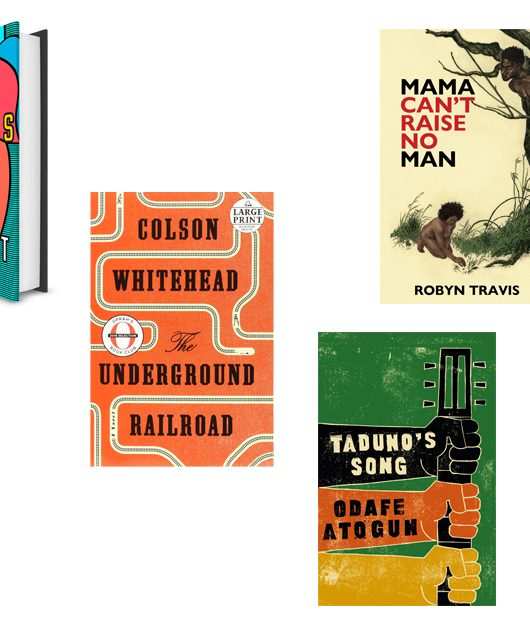 Ten books that you should have read in 2016…