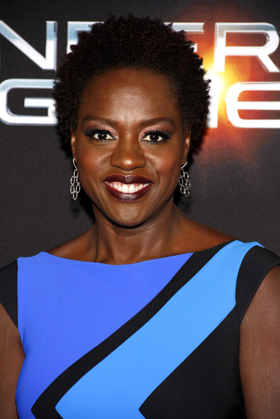 MelanMag.com - Viola Davis: Up close and personal