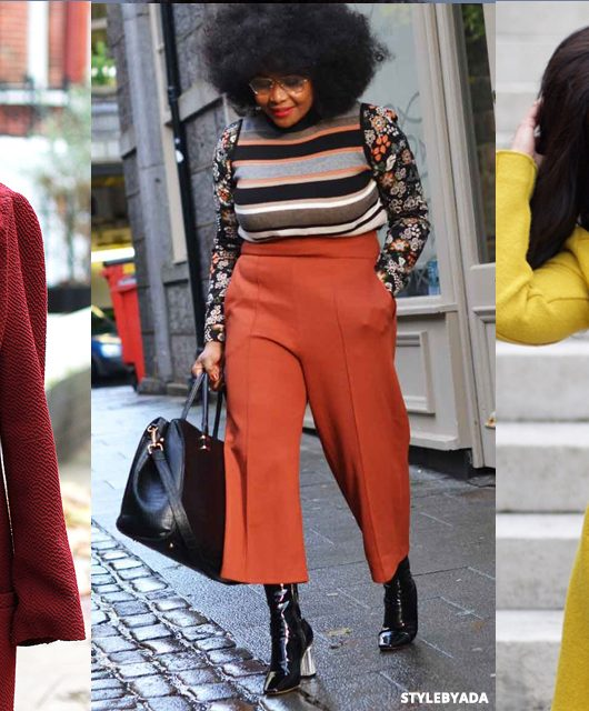 Melan Mag: A pop of colour