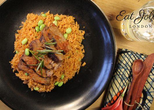 MewlanMag: eat jollof