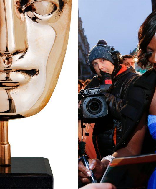 MelanMag: Viola Davis wins EE British Academy Film Awards (BAFTA), along side Dev Patel and Ava DuVernay