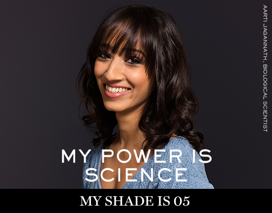 AARTI-JAGANNATH Lancôme launches new campaign: My shade, my power