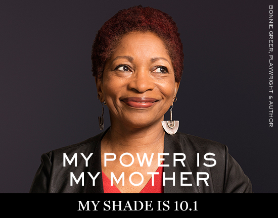 BONNIE-GREER Lancôme launches new campaign: My shade, my power