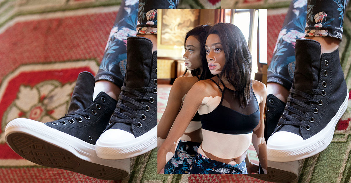 Winnie stars in Forever Chuck campaign for Converse