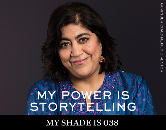GURINDER-CHADHA Lancôme launches new campaign: My shade, my power