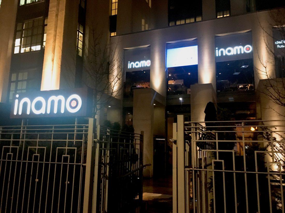 Reviewing: Inamo Camden