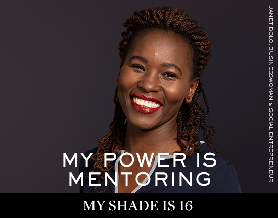 JANET-BOLO Lancôme launches new campaign: My shade, my power
