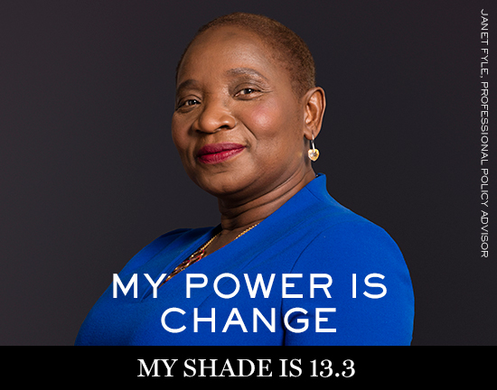 JANET-FYLE Lancôme launches new campaign: My shade, my power