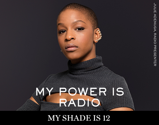 JULIE-ADENUGA Lancôme launches new campaign: My shade, my power