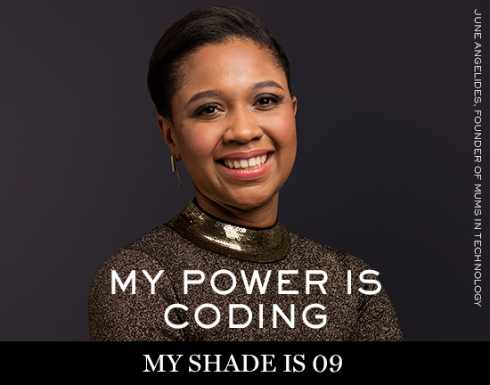 JUNE-ANGELIDES Lancôme launches new campaign: My shade, my power