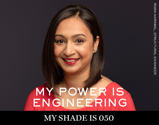 ROMA-AGRAWAL Lancôme launches new campaign: My shade, my power